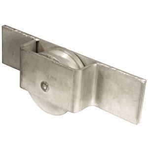 Henderson 1S schuifdeurbeslag onderrol Sterling 350 voor metalen deuren - A1800797 - afbeelding 1