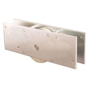 Henderson 2 schuifdeurbeslag onderrol Sterling 350 voor houten deuren - A1800798 - afbeelding 1