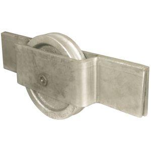 Henderson 3S schuifdeurbeslag onderrol Sterling 800 voor metalen deuren - A1800801 - afbeelding 1