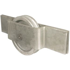 Henderson 4SJ schuifdeurbeslag onderrol Sterling 2000 voor metalen deuren - A1800803 - afbeelding 1