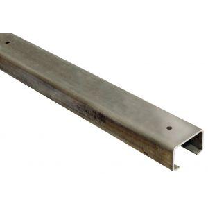 Henderson 900/2000 schuifdeurbeslag Sterling 225 open buisprofiel 2000 mm verzinkt staal - A1800415 - afbeelding 1