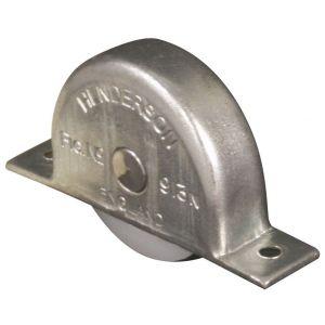 Henderson 913N schuifdeurbeslag Mansion onderrol nylon wiel - A1800809 - afbeelding 1