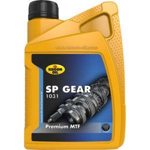 Kroon Oil SP Gear 1031 handgeschakelde transmissie olie 1 L flacon - Y21500703 - afbeelding 1