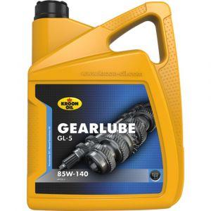 Kroon Oil Gearlube GL-5 85W-140 handgeschakelde transmissie olie 5 L can - Y21500661 - afbeelding 1