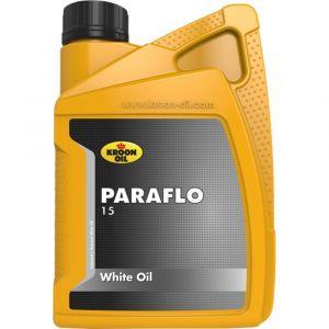 Kroon Oil Paraflo 15 witte technische medicinale olie 1 L flacon - A21500296 - afbeelding 1