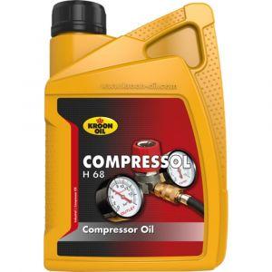 Kroon Oil Compressol H 68 compressorolie 1 L flacon - Y21501044 - afbeelding 1