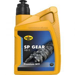 Kroon Oil SP Gear 1011 handgeschakelde transmissie olie 1 L flacon - Y21500695 - afbeelding 1