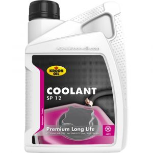 Kroon Oil Coolant SP 12 koelvloeistof 1 L flacon - A21500078 - afbeelding 1