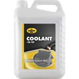 Kroon Oil Coolant -38 Organic NF koelvloeistof 5 L can - A21500069 - afbeelding 1