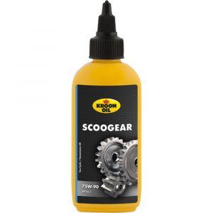 Kroon Oil Scoogear 75W-90 transmissie olie 100 ml flacon - Y21500694 - afbeelding 1