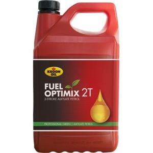 Kroon Oil Fuel Optimix 2T brandstof 5 L can - Y21501024 - afbeelding 1