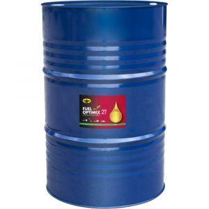 Kroon Oil Fuel Optimix 2T brandstof 200 L vat - Y21501025 - afbeelding 1