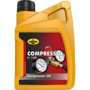 Kroon Oil Compressol H 100 compressorolie 1 L flacon - Y21500139 - afbeelding 1