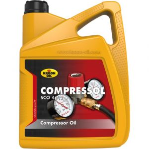 Kroon Oil Compressol SCO 46 compressorolie 5 L can - A21500148 - afbeelding 1