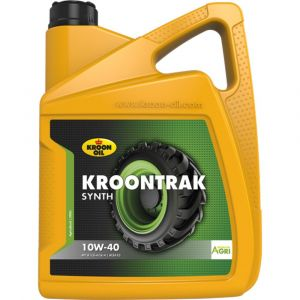 Kroon Oil Kroontrak Synth 10W-40 Agri STOU synthetische motorolie 5 L can - Y21500445 - afbeelding 1