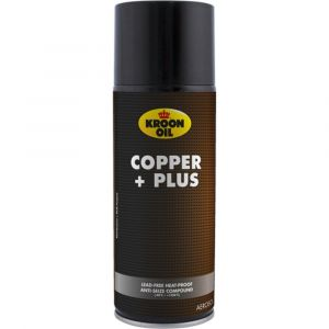 Kroon Oil Copper + Plus corrosiebeschermingsmiddel montagepasta 400 ml aerosol - Y21500006 - afbeelding 1