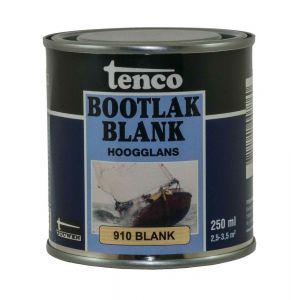 Tenco bootlak transparant 910 blank 0,25 L - A40710051 - afbeelding 1