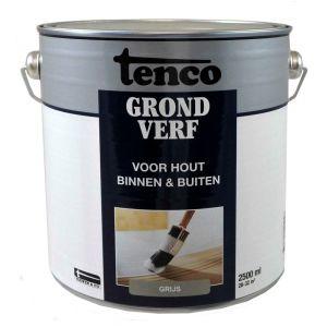 Tenco grondverf grijs 2,5 L - Y40710090 - afbeelding 1
