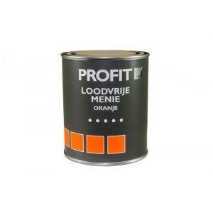 Profit loodvrije menie grondverf oranje 0,75 L - Y40710076 - afbeelding 1