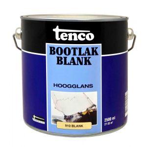 Tenco bootlak transparant 910 blank 2,5 L - A40710054 - afbeelding 1
