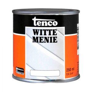 Tenco witte menie grondverf wit 0,25 L - Y40710073 - afbeelding 1