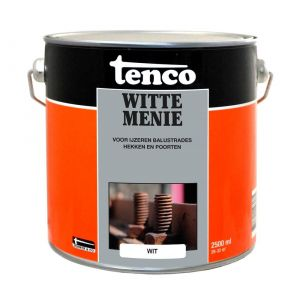 Tenco witte menie grondverf wit 2,5 L - A40710075 - afbeelding 1