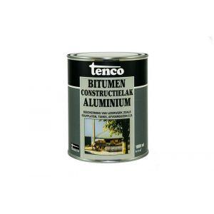 Tenco bitumen constructielak aluminium 1 L - Y40710059 - afbeelding 1