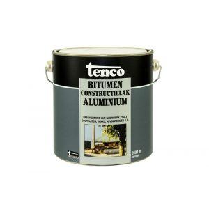Tenco bitumen constructielak aluminium 2,5 L - Y40710060 - afbeelding 1