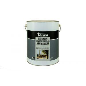 Tenco bitumen constructielak aluminium 5 L - Y40710061 - afbeelding 1