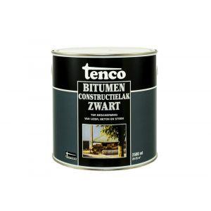 Tenco bitumen constructielak zwart 2.5 L - Y40710056 - afbeelding 1