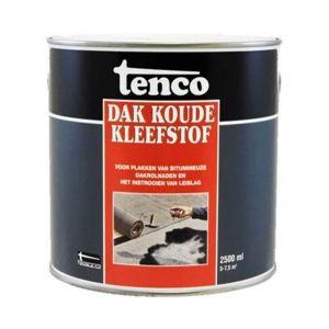 Tenco dak koude kleefstof zwart 2.5 L - Y40710011 - afbeelding 1