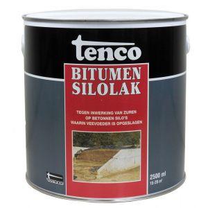 Tenco bitumen coating silolak zwart 2,5 L - Y40710063 - afbeelding 1
