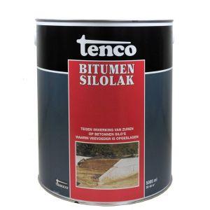 Tenco bitumen coating silolak zwart 5 L - Y40710064 - afbeelding 1