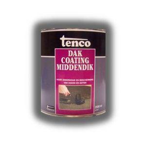 Tenco dakcoating middendik zwart 1 L - A40710004 - afbeelding 1
