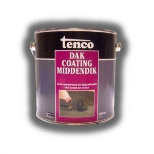 Tenco dakcoating middendik zwart 2,5 - A40710005 - afbeelding 1