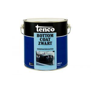 Tenco onderwatercoating Bottomcoat teervrij zwart 2.5 L - A40710024 - afbeelding 1