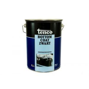 Tenco onderwatercoating Bottomcoat teervrij zwart 5 L - A40710025 - afbeelding 1