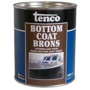 Tenco onderwatercoating Bottomcoat teervrij brons 1 L - A40710021 - afbeelding 1