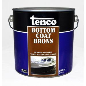 Tenco onderwatercoating Bottomcoat teervrij brons 2.5 L - A40710022 - afbeelding 1