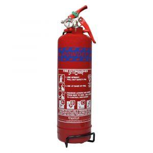 Fire Angel Angeleye brandblusser poeder 1 kg ABC - A50400931 - afbeelding 1