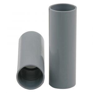Pipelife sok PVC slagvast diameter 5/8 inch grijs set 10 stuks - Y50401023 - afbeelding 1
