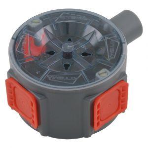 Attema inbouwdoos U40 diameter 5/8 inch grijs - Y50400997 - afbeelding 1