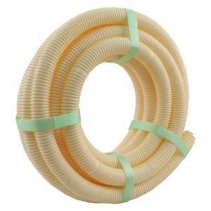 Pipelife installatiebuis flexibel diameter 5/8 inch 25 m crème - Y50401012 - afbeelding 1