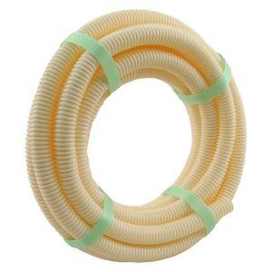 Pipelife installatiebuis flexibel diameter 5/8 inch 5 m crème - Y50401013 - afbeelding 1