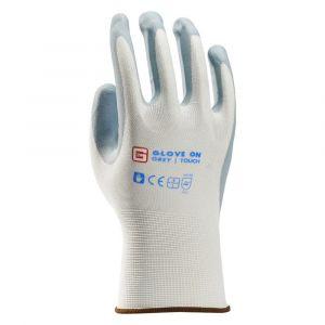 Glove On Grey Touch handschoen maaty 9 L grijs - A50400073 - afbeelding 1