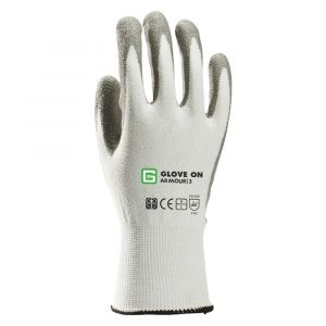 Glove On Armour snijbestendige HDPE handschoen maat 10 XL PU-gecoat - Y50400060 - afbeelding 1