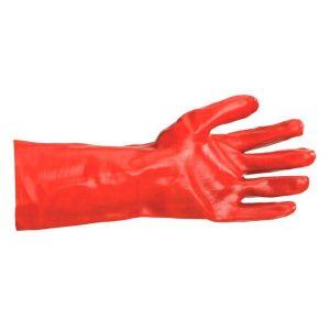 Basic 371 PVC werkhandschoen zuurbestendig lang - Y50400053 - afbeelding 2