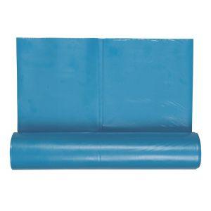 Basic 393 10 vuilniszakken op rol extra dik 70x110 cm - Y50400088 - afbeelding 1