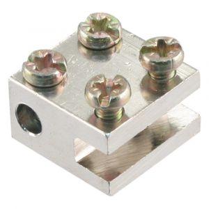 Q-Link aardklem voor radiator blokmodel 1x6 mm2 - A50400964 - afbeelding 1