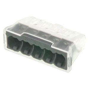 Q-Link lasklem 5-polig 1.0-2.5 mm2 set 20 stuks - A50401103 - afbeelding 1